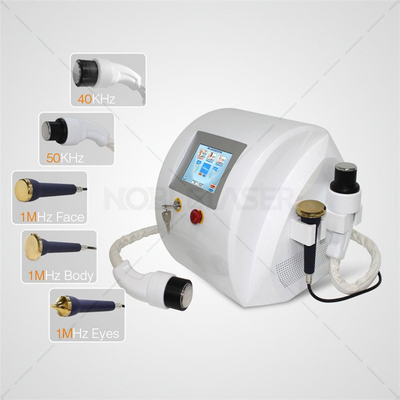 Cavitation 40KHz+50KHz+1MHz beauty machine