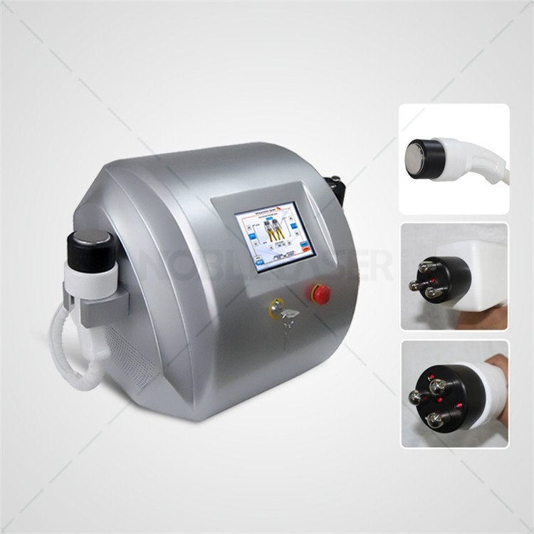 Ultrasonic Cavitation RF face lifting body shaping slimming machine
