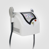SHR opt aft ipl elight hair removal skin care machine