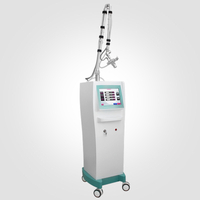 Fractional CO2 Laser vaginal tightening rf metal tube